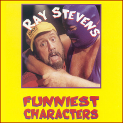 Funniest Characters CD