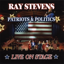 Patriots And Politics CD (Live Show)