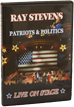 Patriots And Politics DVD (Live Show) - PAP-DVD