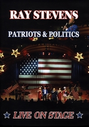 Patriots And Politics DVD (Live Show)