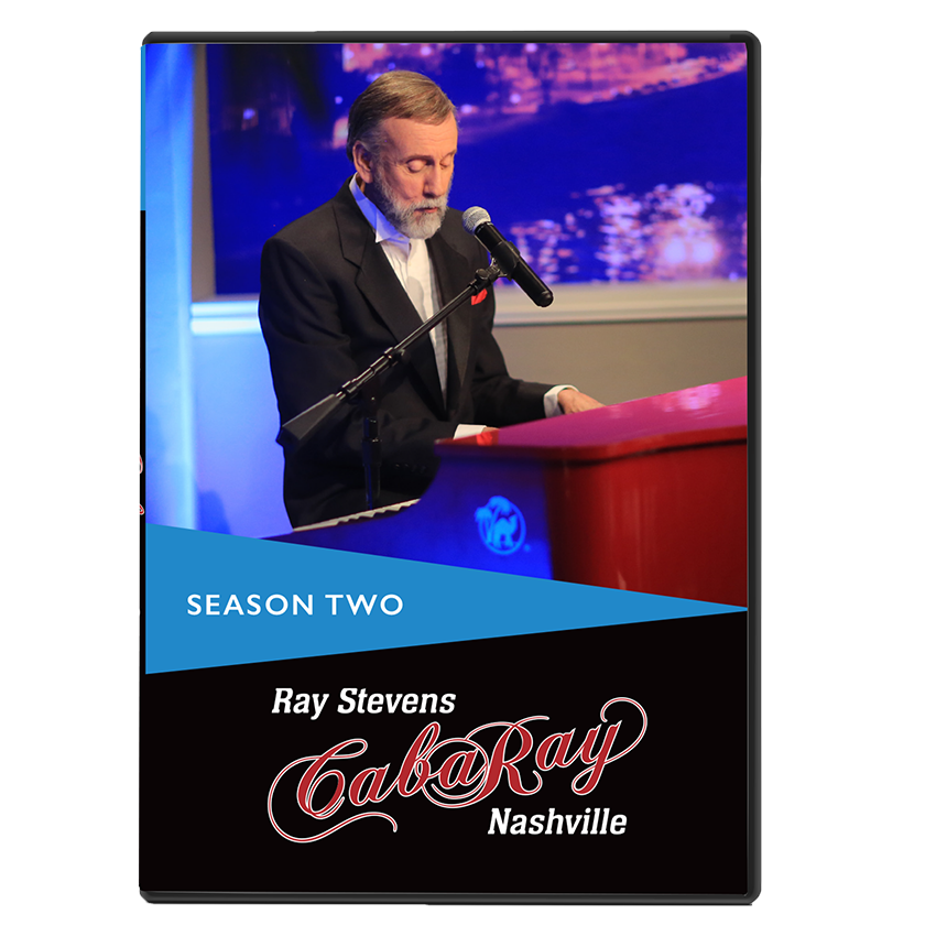 Ray Stevens Cabaray Nashville Season 2 Cab2 Dvd