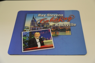 Ray Stevens CabaRay Nashville TV Show mousepad