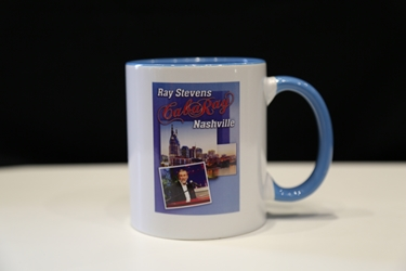 Ray Stevens CabaRay Nashville TV Show mug