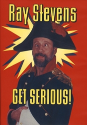 Ray Stevens Get Serious movie DVD