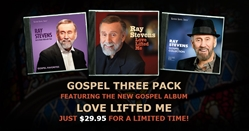 Ray Stevens Gospel 3 Pack Ray Stevens, Gospel, 3 disc set, Special, Limited,