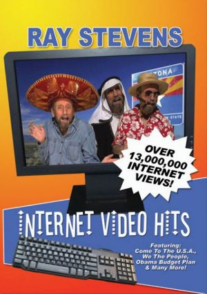 Ray Stevens Internet Video Hits DVD
