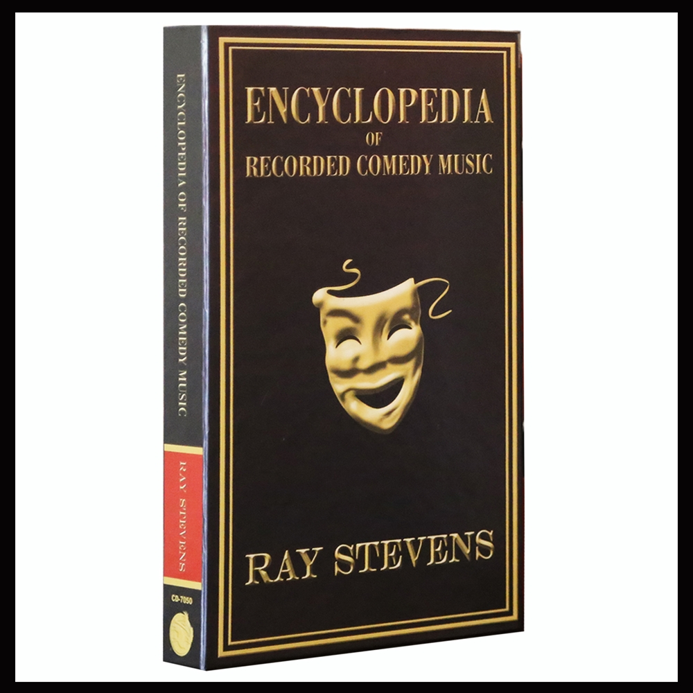 Ray Stevens Encyclopedia Of Recorded Comedy Music Enc Cdfull Set