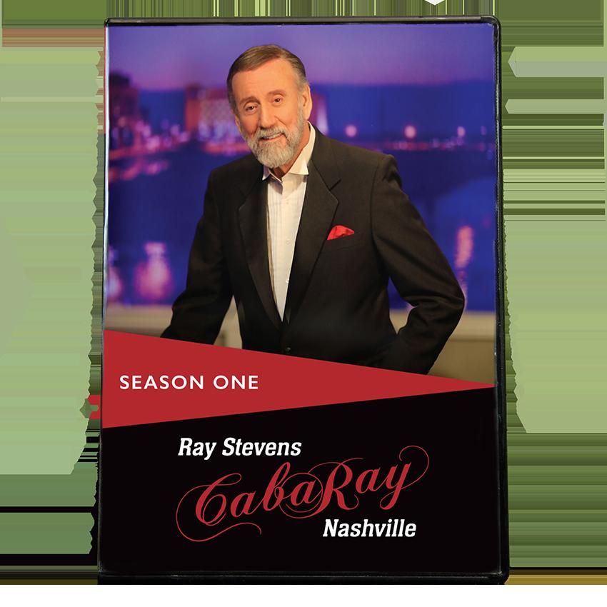 Ray Stevens Cabaray Nashville Season 1 Cab1 Dvd
