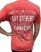 Ray Stevens Red Comedy Tee  - Tee-RSLegendRed