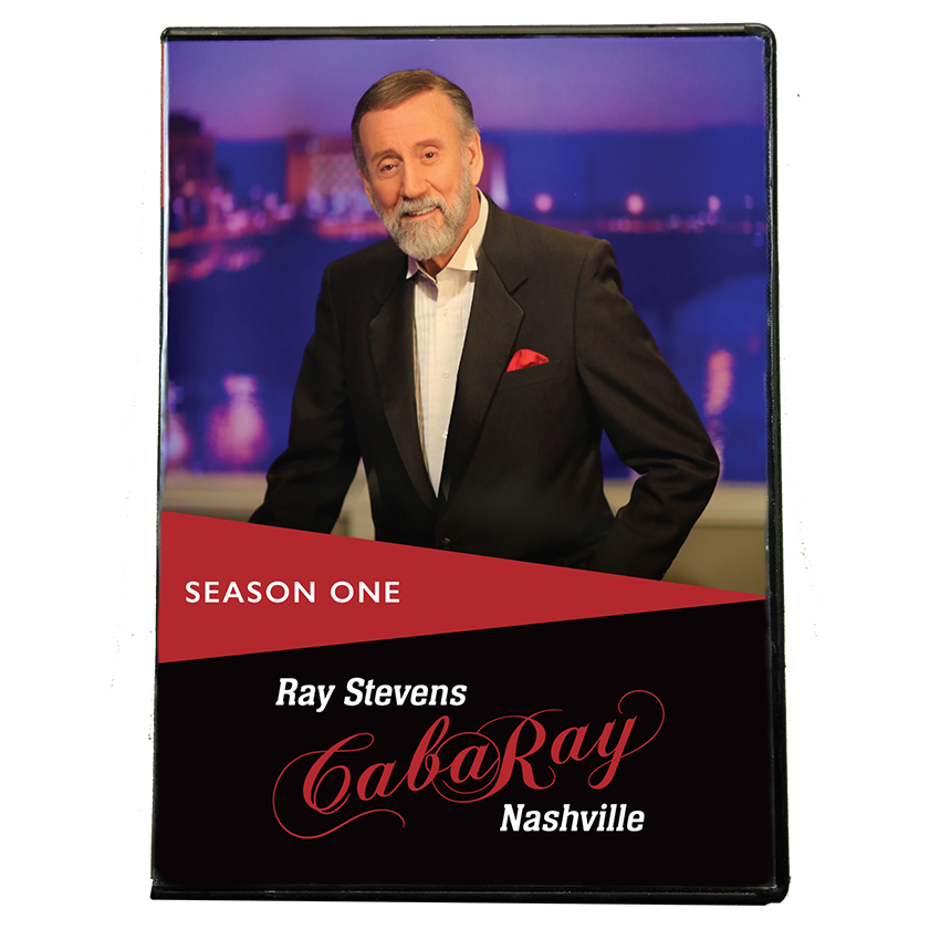 Ray Stevens Cabaray Nashville Season 1 Cab1 Dvd